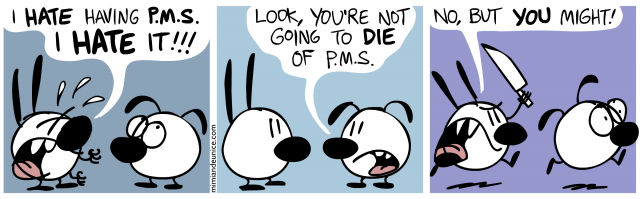 doggy pms